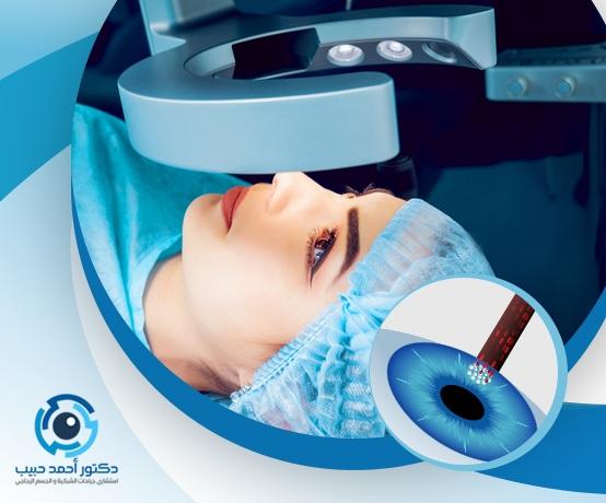 علاج-ثقب-شبكية-العين-بالليزر